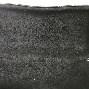 CHANEL Accessories - {Chanel} Authentic Quilted Sunglasses Case